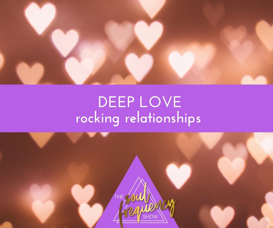 Deep Love Rocking Relationships