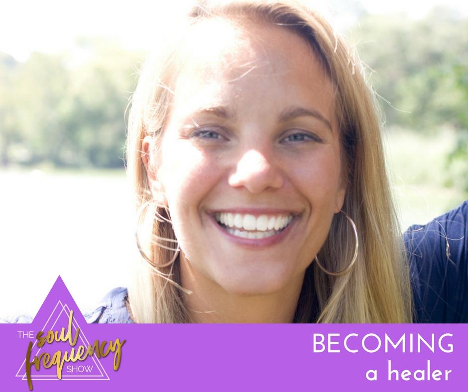becoming a healer