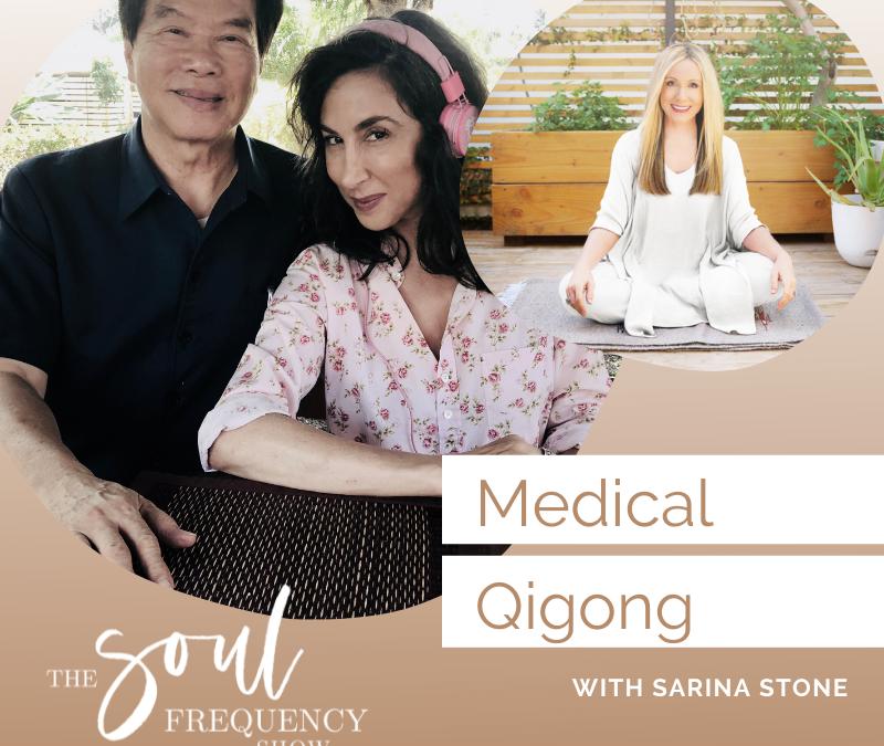 Universal Healing Tao Medical Qigong | Sarina Stone