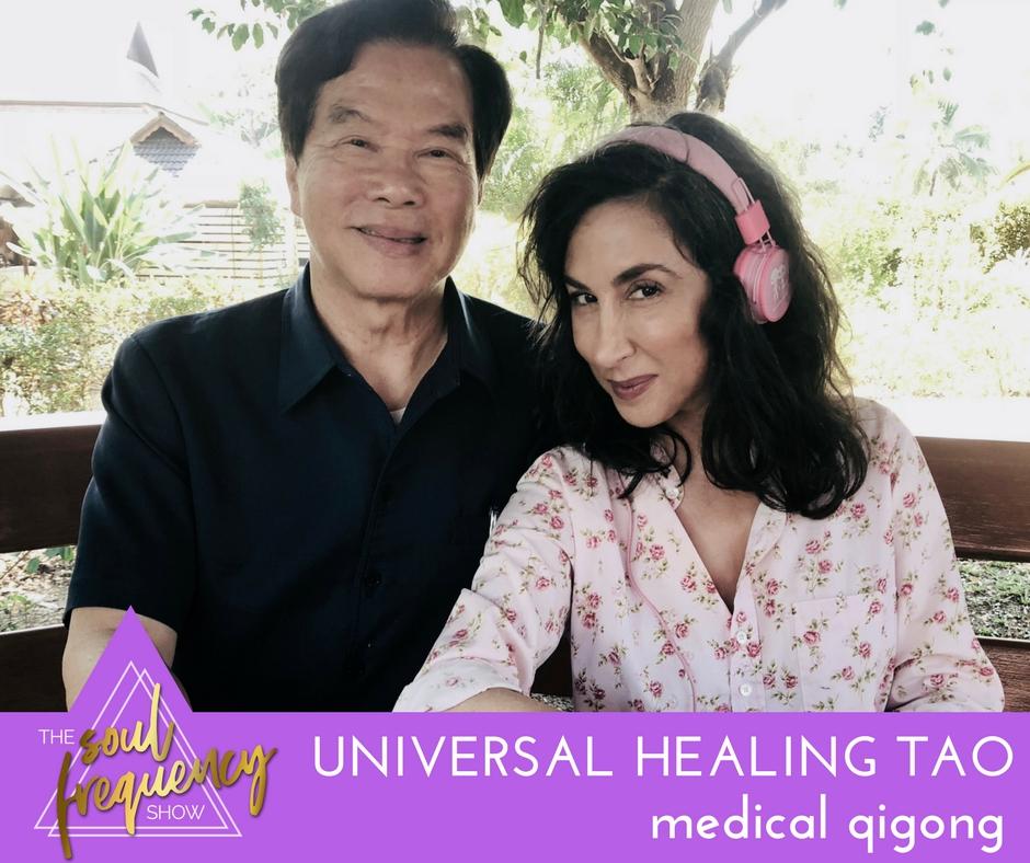 Universal Healing Tao Medical Qigong By Sarina Stone