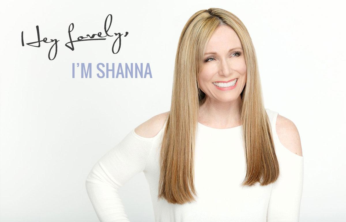 I'm Shanna