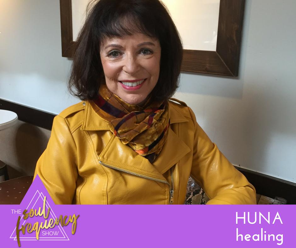 Huna Healing By Belinda Farrell
