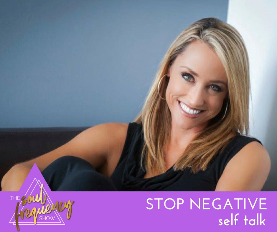 Stop Negative Self Talk By Andrea Owen