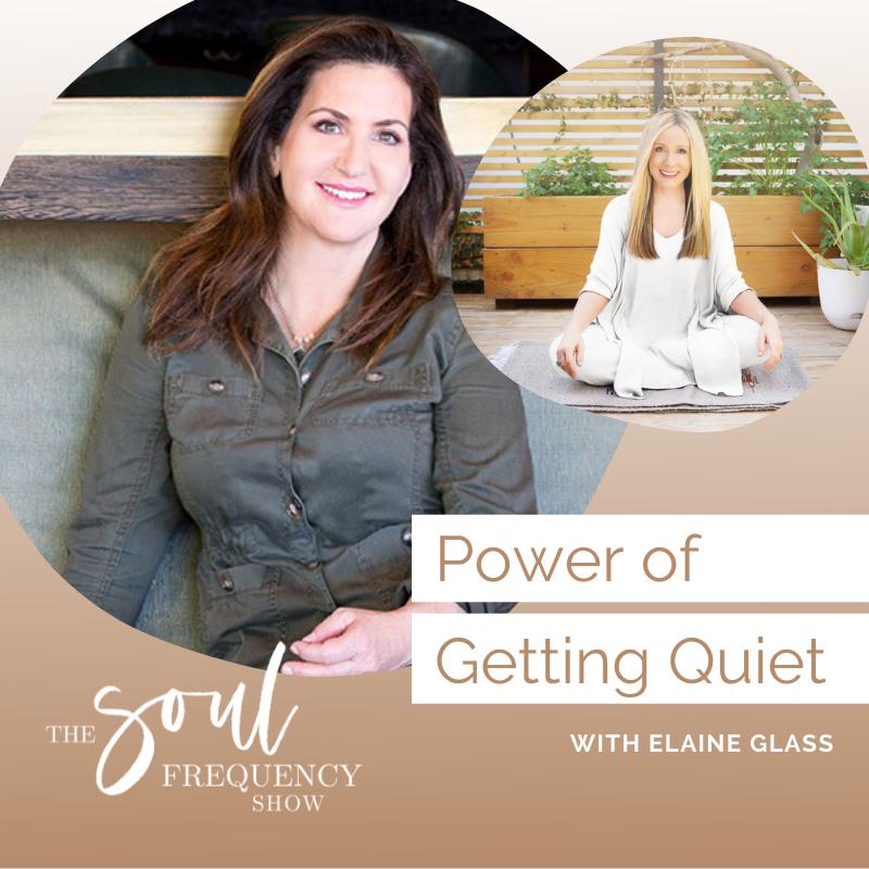 Power of Getting Quiet