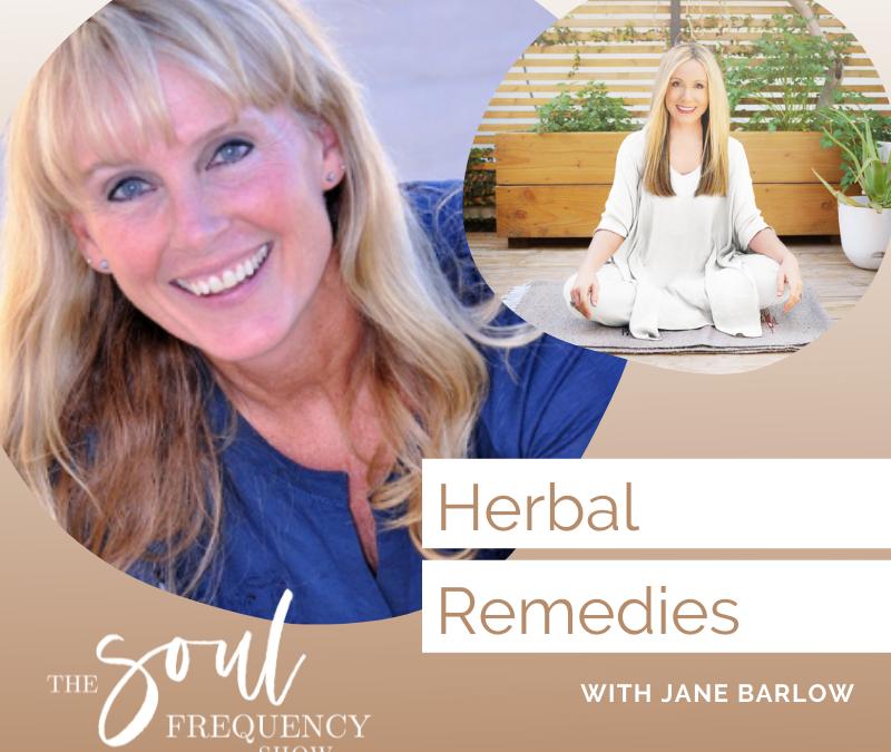 Herbal Remedies | Jane Barlow