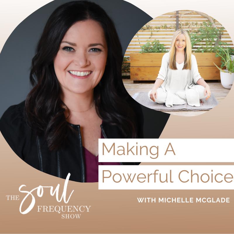 Making A Powerful Choice