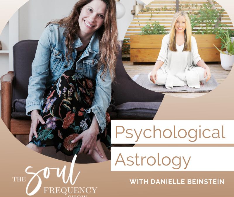 Psychological Astrology | Danielle Beinstein