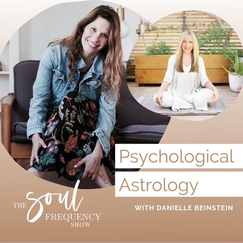 Psychological Astrology Danielle Beinstein