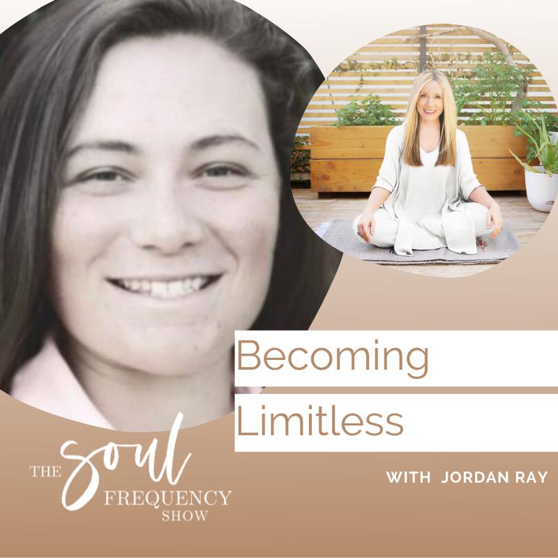 Becoming Limitless Jordan Ray