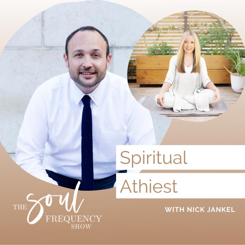 Spiritual Athiest Nick Jankel
