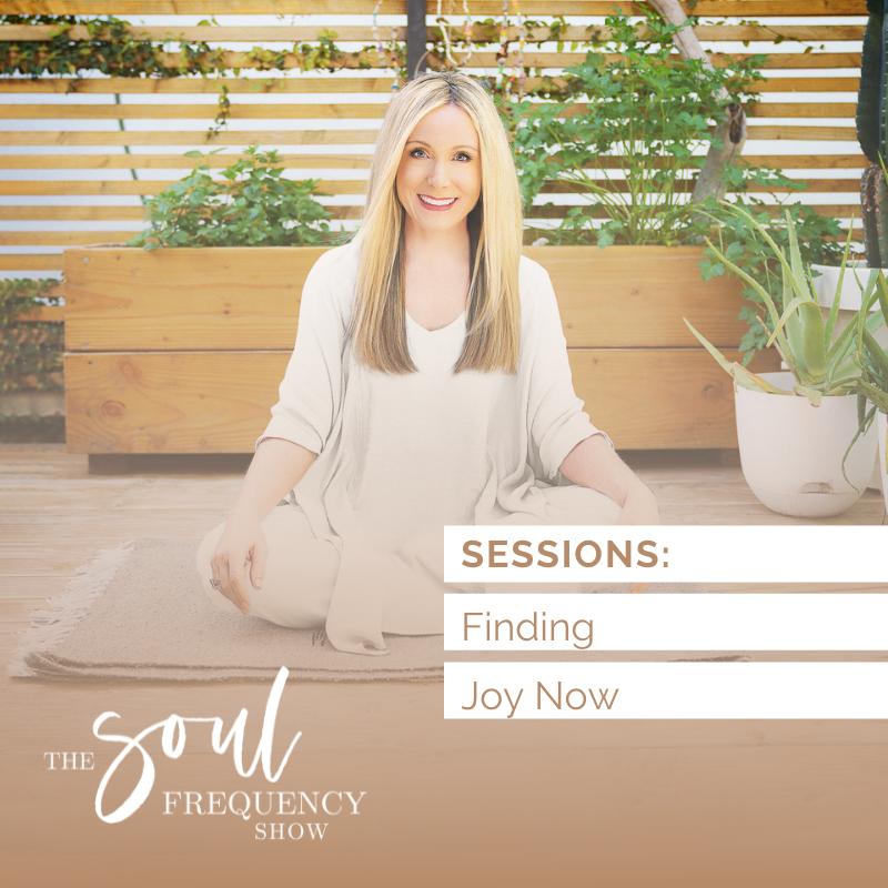 Finding Joy Now