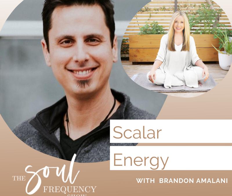 Scalar Energy and EMF | Brandon Amalani