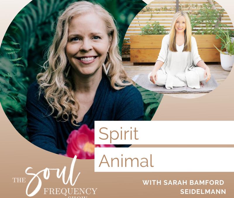 Spirit Animal | Sarah Bamford Seidelmann